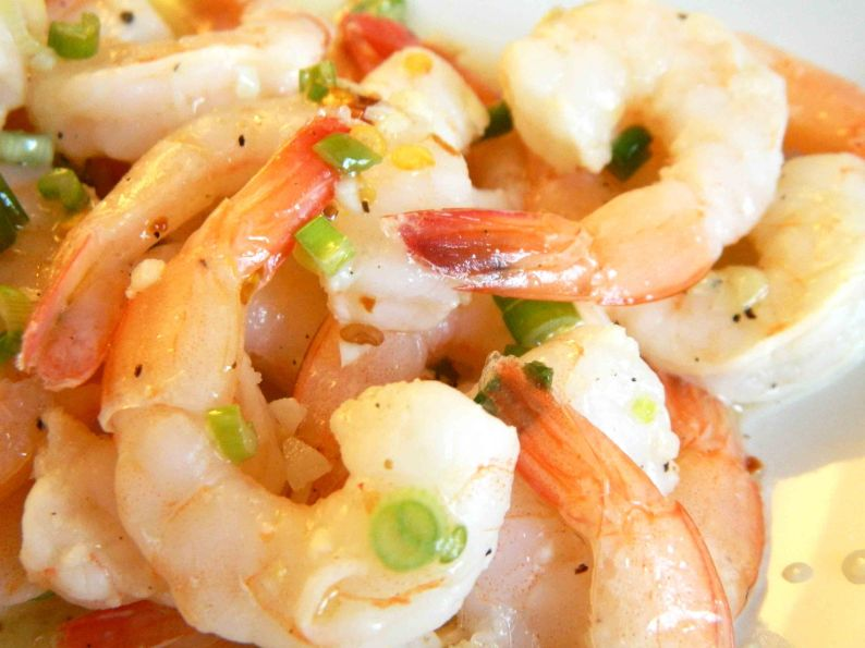 5to9 Lemon Garlic Shrimp